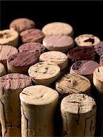 Corks Stock Photo - Premium Royalty-Freenull, Code: 6106-05408350