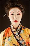 Geisha perfection Stock Photo - Premium Royalty-Free, Artist: Axiom Photographic       , Code: 6106-05408408