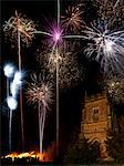 Fireworks in North Yorkshire, UK Stock Photo - Premium Royalty-Free, Artist: Scanpix Creative         , Code: 6106-05409584