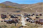 Bodie, Californian wild west, Gold Rush ghost town Stock Photo - Premium Royalty-Freenull, Code: 6106-05409652