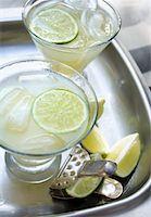 Margaritas Stock Photo - Premium Royalty-Freenull, Code: 6106-05410038