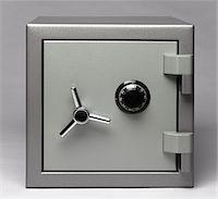 Still Life of Safe Stock Photo - Premium Royalty-Freenull, Code: 6106-05420691
