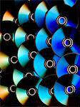 Compact disc Stock Photo - Premium Royalty-Free, Artist: Glowimages               , Code: 6106-05423670