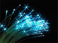 fiber optics nobody - Fiber optic cables Stock Photo - Premium Royalty-Freenull, Code: 6106-05423989
