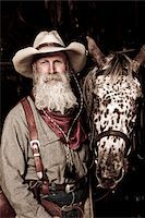 Cowboy Lifestyle Stock Photo - Premium Royalty-Free, Artist: Minden Pictures, Code: 6106-05424999