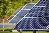 solar panel usa - Solar Panels Stock Photo - Premium Royalty-Freenull, Code: 6106-05435194