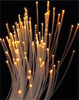 fiber optics nobody - Fiber optic cables Stock Photo - Premium Royalty-Freenull, Code: 6106-05436562