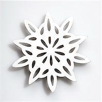 snowflakes  holiday - Snowflake Stock Photo - Premium Royalty-Freenull, Code: 6106-05439314