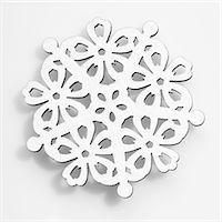 snowflakes  holiday - Snowflake Stock Photo - Premium Royalty-Freenull, Code: 6106-05439317