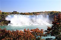 American Falls at Niagara Falls Stock Photo - Premium Royalty-Freenull, Code: 6106-05440826