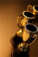 Trophies Stock Photo - Premium Royalty-Freenull, Code: 6106-05442723