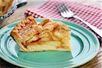 Slice of Apple Pie Stock Photo - Premium Royalty-Freenull, Code: 6106-05444371