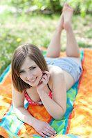 Outdoors Stock Photo - Premium Royalty-Freenull, Code: 6106-05447462