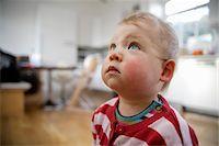 Portrait of Baby Girl, London, England Stock Photo - Premium Royalty-Freenull, Code: 600-05451175