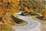 Road, Livigno, Province of Sondrio, Lombardy, Italy Stock Photo - Premium Royalty-Free, Artist: Raimund Linke, Code: 600-05452182