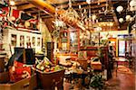 Interior of Antiques and Jumble Shop, Edinburgh, Scotland, United Kingdom Stock Photo - Premium Rights-Managed, Artist: Tim Hurst, Code: 700-05452116