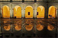 Templo de San Francisco y Casa Artesanias, Morelia, Michoacan, Mexico Stock Photo - Premium Rights-Managednull, Code: 700-05452198
