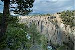 Overview of River and Gorge, Yellowstone National Park, Wyoming, USA Stock Photo - Premium Royalty-Free, Artist: Mark Downey, Code: 600-05452239