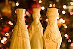 Three wisemen in front of a Christmas Tree.  Selective focus on king in front. Stock Photo - Premium Royalty-Free, Artist: Masterfile, Code: 6106-05489721