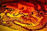 Close-up of dragon stencil Stock Photo - Premium Royalty-Free, Artist: Siephoto, Code: 6106-05507419