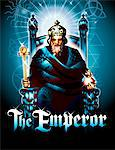 Tarot emperor representation Stock Photo - Premium Royalty-Free, Artist: Minden Pictures, Code: 6106-05511491