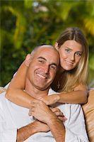 Portrait of mature couple Stock Photo - Premium Royalty-Freenull, Code: 6106-05512396