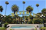 Welcome Sign, Bevelry Hills, Los Angeles, California, USA Stock Photo - Premium Rights-Managed, Artist: Damir Frkovic, Code: 700-05523296