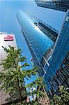 Office skyscrapers in Frankfurt Main, Germany Stock Photo - Premium Rights-Managed, Artist: F1Online, Code: 853-05523794