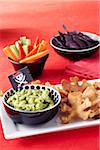 Halloween Snacks Stock Photo - Premium Royalty-Free, Artist: Jodi Pudge, Code: 600-05524106