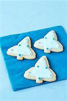 spaceship - Rocket Cookies Stock Photo - Premium Royalty-Freenull, Code: 600-05524108