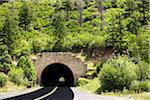 Road and Tunnel, Mesa Verde National Park, Colorado, USA Stock Photo - Premium Rights-Managed, Artist: Eric Schmidt, Code: 700-05524543