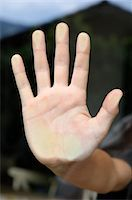 preteens fingering - Close-up of Palm of Hand, Alps, France Stock Photo - Premium Royalty-Freenull, Code: 600-05524688
