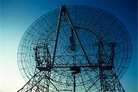 radio telescope - Radio telescope, close-up, low angle view Stock Photo - Premium Royalty-Freenull, Code: 6106-05535479