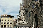 Italy, Tuscany, Florence, Piazza della Signoria Stock Photo - Premium Royalty-Freenull, Code: 6106-05536910