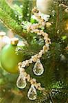 Christmas ornaments on tree Stock Photo - Premium Royalty-Freenull, Code: 6106-05538307