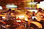 Rush hour in Ho Chi Minh City, Vietnam Stock Photo - Premium Royalty-Free, Artist: Robert Harding Images, Code: 614-05557404