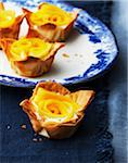 Mango Pastries Stock Photo - Premium Royalty-Free, Artist: John Cullen, Code: 600-05560181