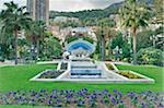 Casino Square Gardens, Monte Carlo, Monaco, Cote d'Azur Stock Photo - Premium Rights-Managed, Artist: Matt Brasier, Code: 700-05560284