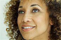 Mid-adult woman, portrait Stock Photo - Premium Royalty-Freenull, Code: 632-05603774