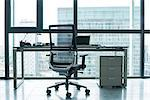Empty office Stock Photo - Premium Royalty-Free, Artist: Sheltered Images, Code: 632-05604362