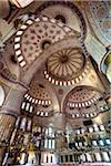 Interior of Blue Mosque, Istanbul, Turkey Stock Photo - Premium Rights-Managed, Artist: R. Ian Lloyd, Code: 700-05609459