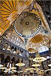 Interior of Hagia Sophia, Istanbul, Turkey Stock Photo - Premium Rights-Managed, Artist: R. Ian Lloyd, Code: 700-05609467