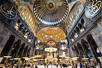 Hagia Sophia, Istanbul, Turkey Stock Photo - Premium Rights-Managednull, Code: 700-05609468
