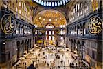 Interior of Hagia Sophia, Istanbul, Turkey Stock Photo - Premium Rights-Managed, Artist: R. Ian Lloyd, Code: 700-05609469