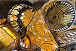 Ceiling, Hagia Sophia, Istanbul, Turkey Stock Photo - Premium Rights-Managed, Artist: R. Ian Lloyd, Code: 700-05609470