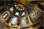 Ceiling, Hagia Sophia, Istanbul, Turkey Stock Photo - Premium Rights-Managed, Artist: R. Ian Lloyd, Code: 700-05609471