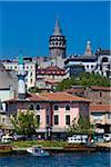 Galata Tower, Galata District, Istanbul, Turkey Stock Photo - Premium Rights-Managed, Artist: R. Ian Lloyd, Code: 700-05609480