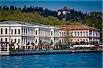 Four Seasons Hotel alongside the Bosphorus, Istanbul, Turkey Stock Photo - Premium Rights-Managed, Artist: R. Ian Lloyd, Code: 700-05609481