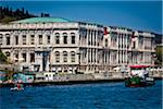 Ciragan Palace Kempinski Hotel alongside the Bosphorus, Istanbul, Turkey Stock Photo - Premium Rights-Managed, Artist: R. Ian Lloyd, Code: 700-05609482