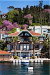 Home on the Bosphorus, Istanbul, Turkey Stock Photo - Premium Rights-Managed, Artist: R. Ian Lloyd, Code: 700-05609489